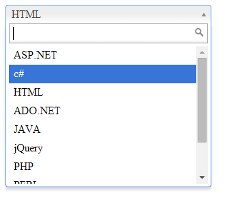 how to use select2 jquery with asp net controls dropdownlist