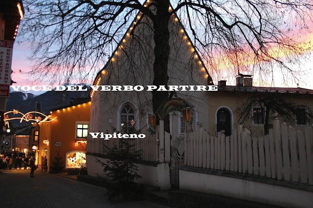 BRESSANONE E VIPITENO: IL CENTRO STORICO ALL'IMBRUNIRE