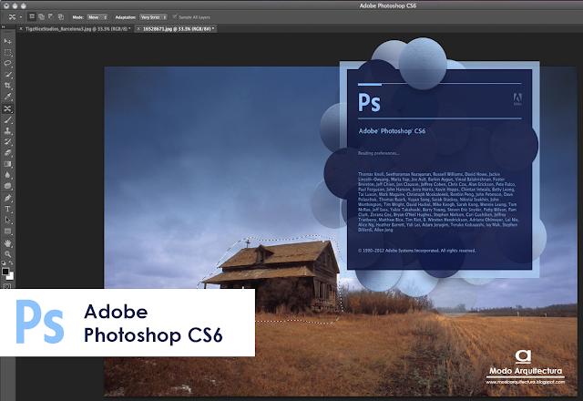 descargar photoshop cs6 full español 64 bits con crack