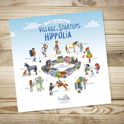 innovation milieu équestre hippolia plaquette pour le l'equitalyon 2015