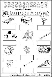 Autoditado com bl e fl