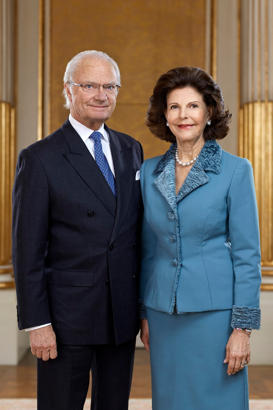 Queens of England: The royal guest list for Carl XVI Gustaf\'s 70th ...