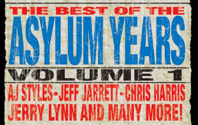 DVD Review -- TNA Wrestling: The Best of the Asylum Years, Vol. 1