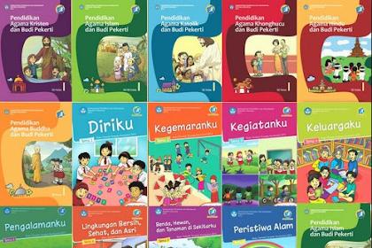 Buku Tematik Kelas 4 SD/MI Revisi 2017 Semester 2