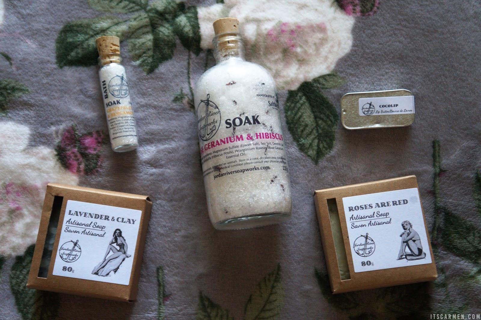jordan river soapworks