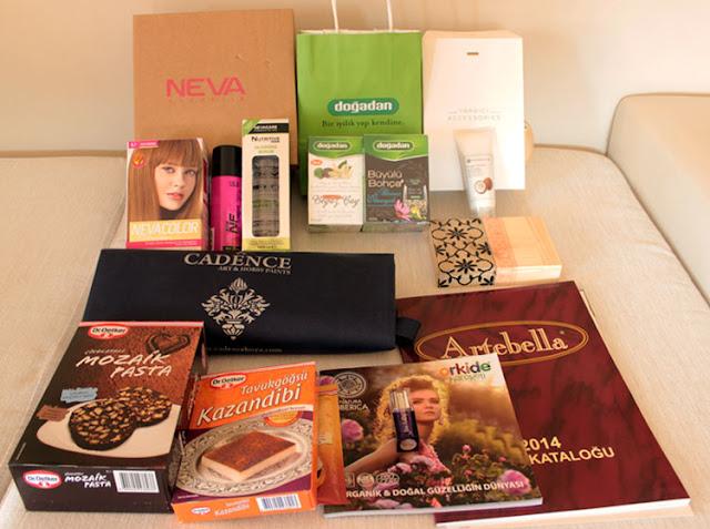 sponsor firma hediyeleri