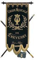 Bannière de la Lyre de Cheverny et Cour-Cheverny - 1