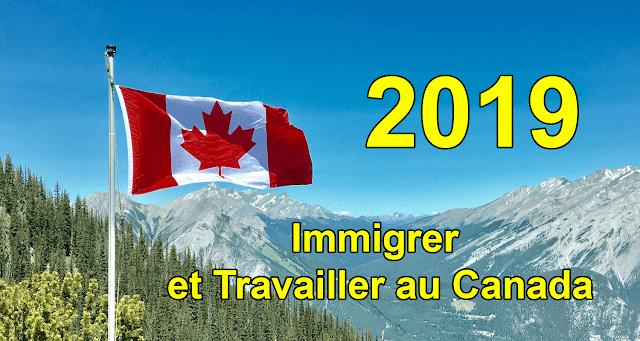 Le CANADA va attribuer 1 Million de VISA d'immigration