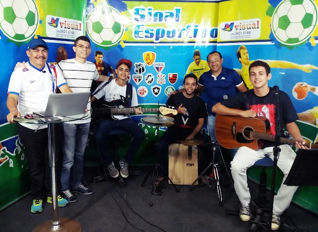 N-Variaveis Aracati TV Sinal Junior Ribeiro Tom Bahia