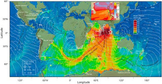 Extensión del tsunami de 2004