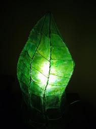 Llama verde
