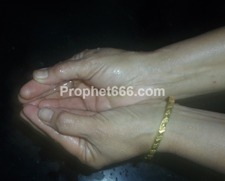 Vashikaran Mantra Using Name and Water to cast spell on any person