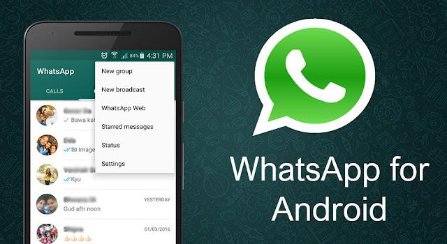 Penting Bagi Pengguna WhatsApp Android !