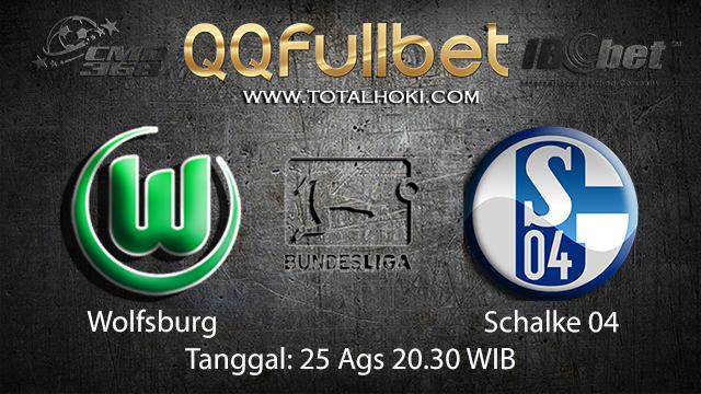 Prediksi Bola Jitu Wolfsburg vs Schalke 04 ( German Bundesliga )