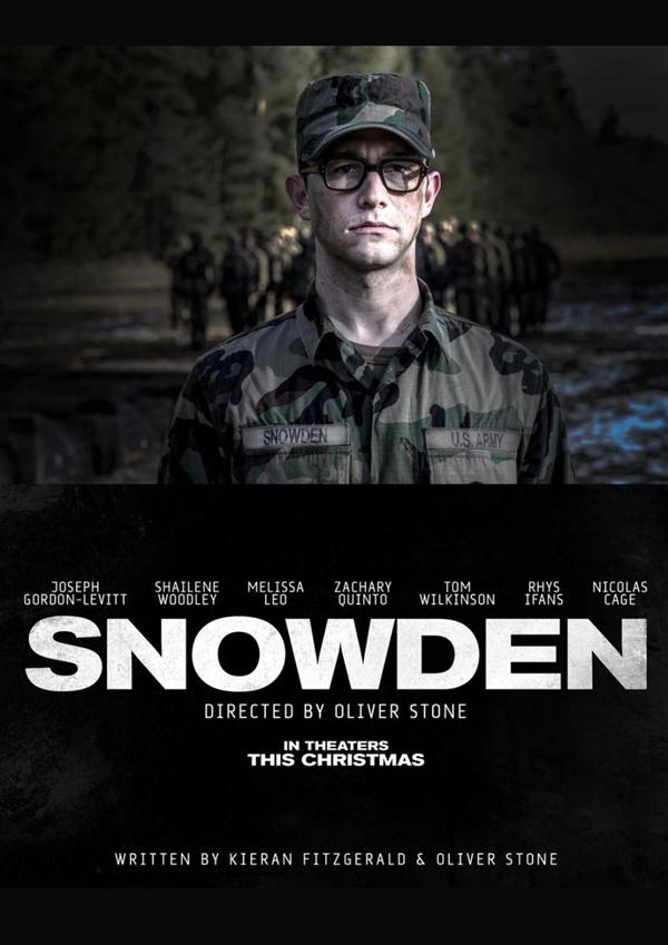 Snowden (2016) Movie free download