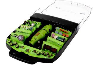 Multiszlifierka Niteo Tools i 216 akcesoriów z Biedronki Vershold