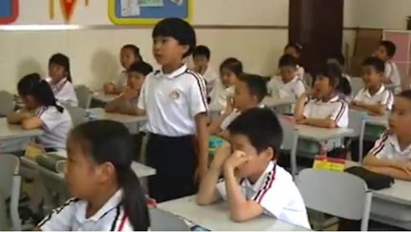 Primarias chinas agregan el español como asignatura obligatoria