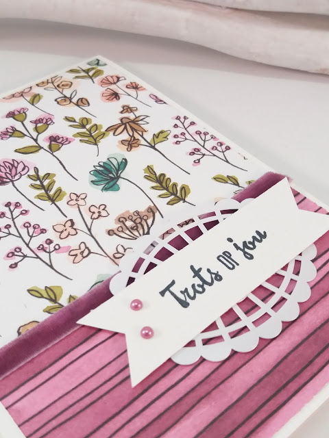 Stampin'Up! Share what you love Specialty Designer Series Paper