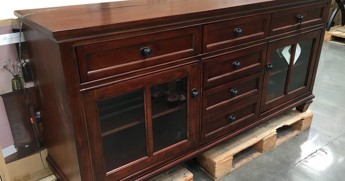 Universal Furniture Broadmoore 70 Quot Tv Console Costco