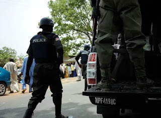 News: Police arrest 8 suspects over kidnappings, armed robbery along Abuja, Kaduna, Kano highways