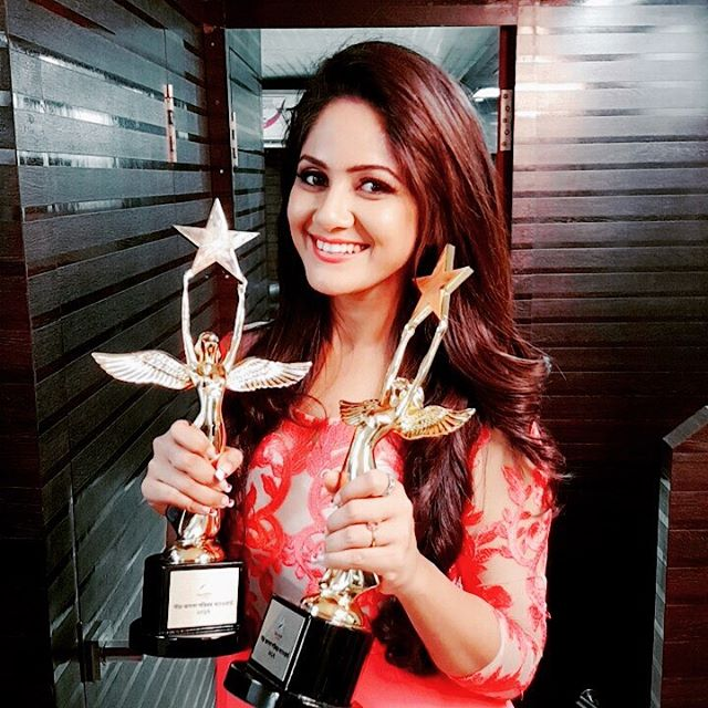 Trina Saha Star Jalsha Awards
