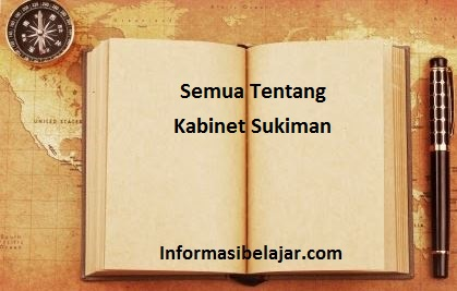 Program Kerja Kabinet Sukiman