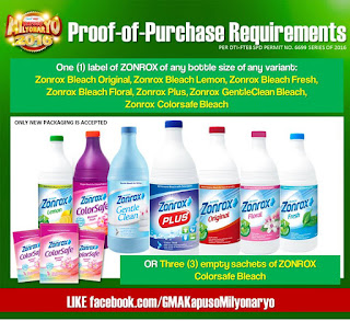 Kapuso Milyonaryo 2016 Participating Brands, GMA 7 Kapuso Milyonaryo 2016, Philippines promo contest, KM2016