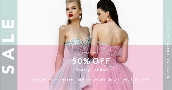 My Top 5 Favorite Beautiful Evening Dresses @ Sherry London