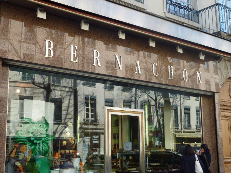 Maison Bernachon à Lyon