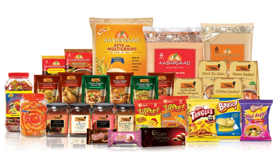 Isi Food Products List