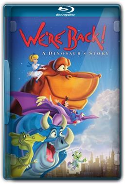 Torrent - Os Dinossauros Voltaram Blu-ray rip