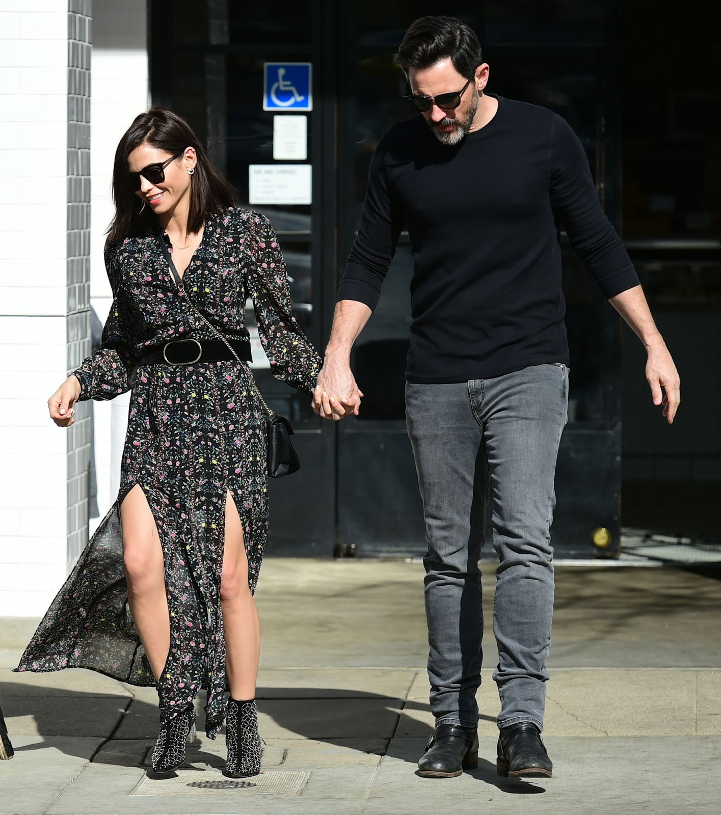 Jenna Dewan - out and about in Los Angeles 01/26/2019