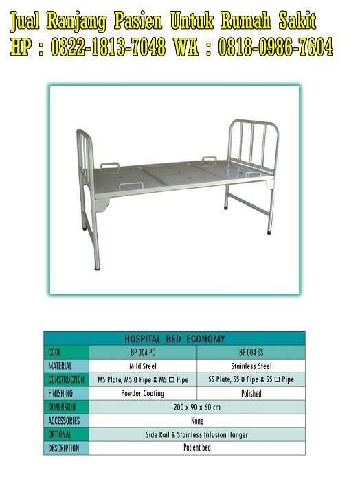 Bed head rumah sakit