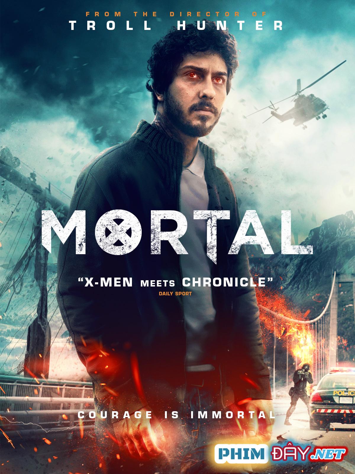 Hậu Duệ Thần Sấm - Mortal (2020)