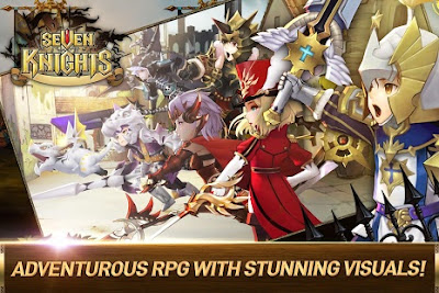 Seven Knights Mod APK latest version