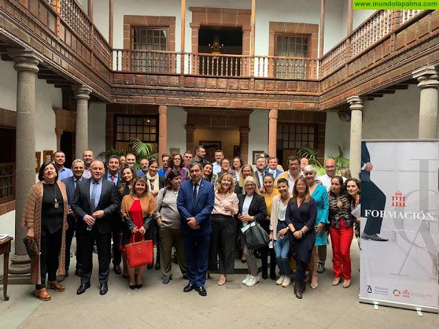 Jornadas de Derecho Penal en el Colegio de Abogados de Santa Cruz de La Palma