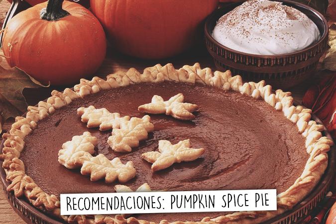 Recomendaciones+pumpkin+spice+pie+halloween