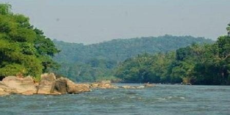 Wisata Air Sungai Rokan Kiri