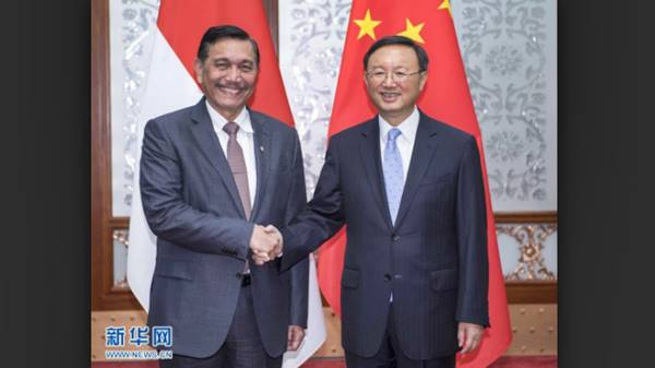 Jokowi Tunjuk Luhut Panjaitan Khusus Mengurus Investasi dari China