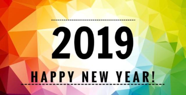 Happy New Year Meme 2019