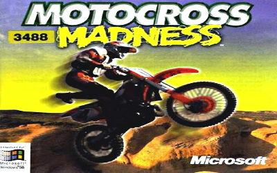 MotoCross Madness (Demo) - Jeu de MotoCross sur PC
