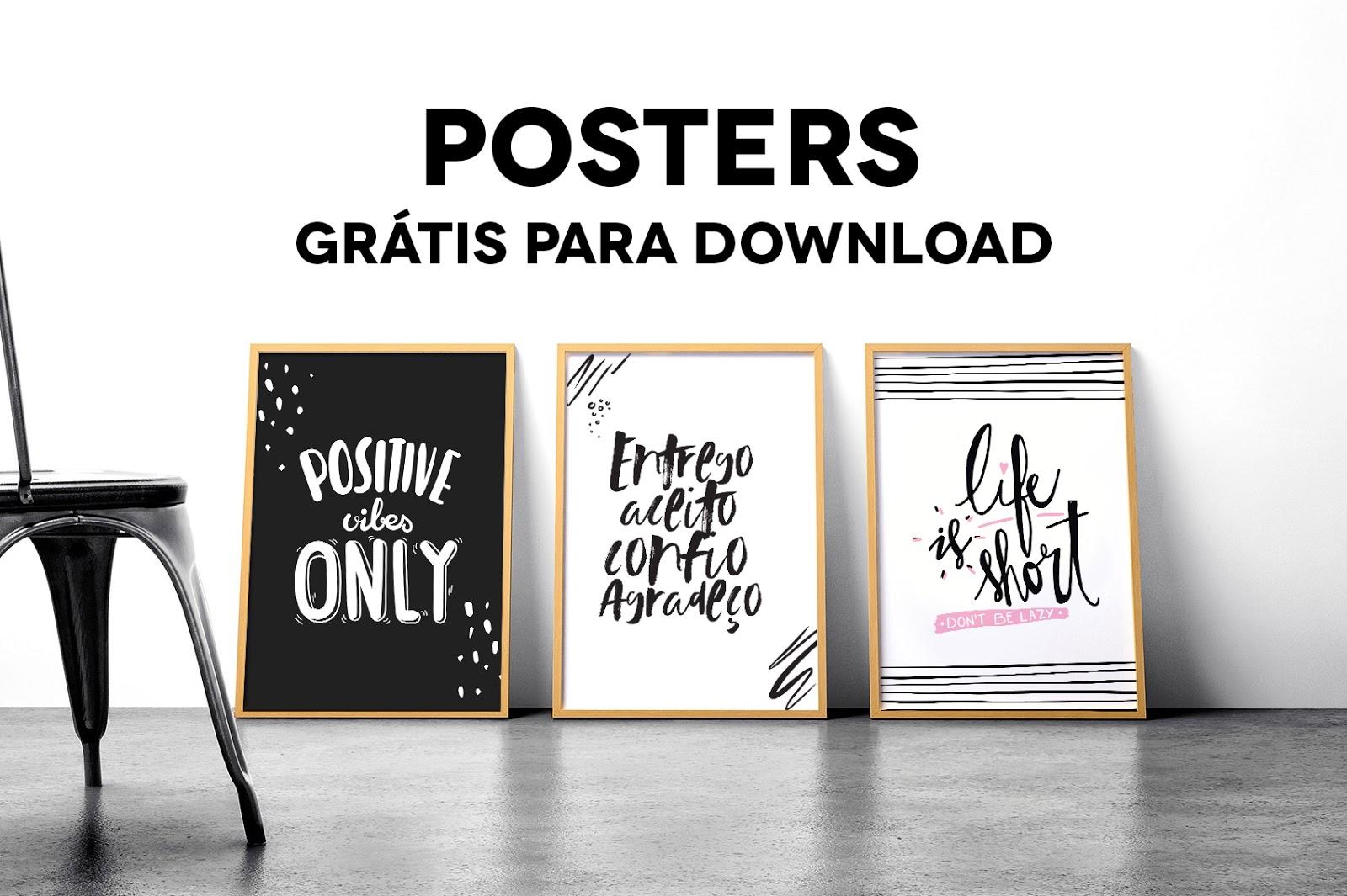 Top CamilaRech.com.br: Para decorar || Posters grátis para download! FH55