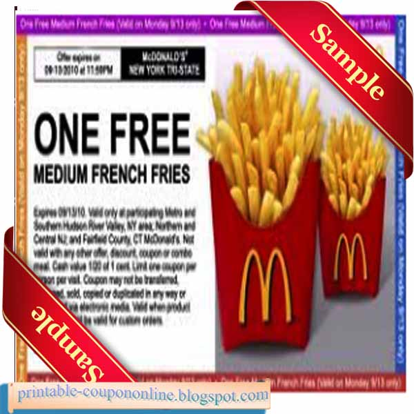 printable coupons 2018 mcdonalds coupons. Black Bedroom Furniture Sets. Home Design Ideas