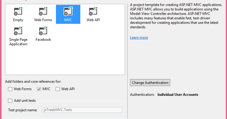 MS SharePoint and ASP NET Blog: jsTree plugin in MVC project using