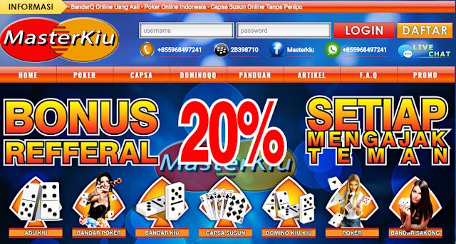 Agen Domino Online Dengan Berbagai Bonus Menarik Dan Bonus Terbesar