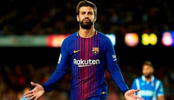 Pique: My critics should rather 'enjoy the sun'