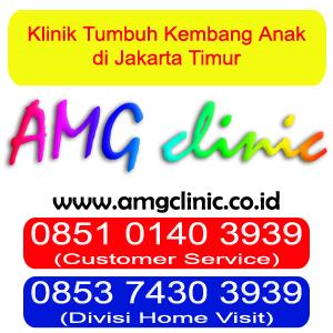 Klinik Tumbuh Kembang Anak di Jakarta Timur