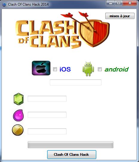 Clash Clans Hack Gemmes Triche Astuce Apps Directories