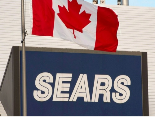 Sears Canada warns about financial future and possible sale