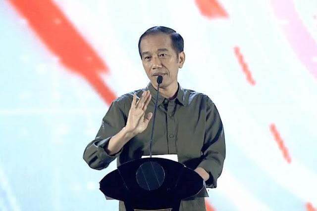 Cerita Jokowi yang Tahu Warga Dukung atau Tidak dari Berjabat Tangan